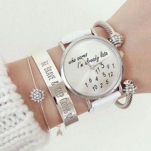 Bijoux créateurs en ligne - montre
