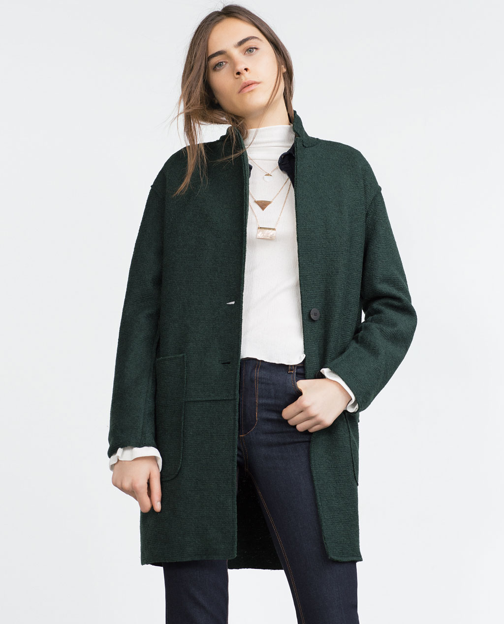 Zara - manteau long