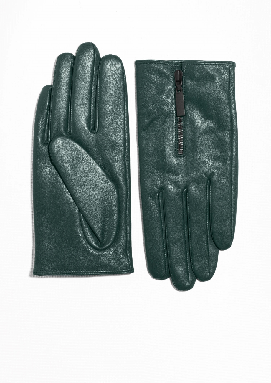 & Other Stories - gants en cuir