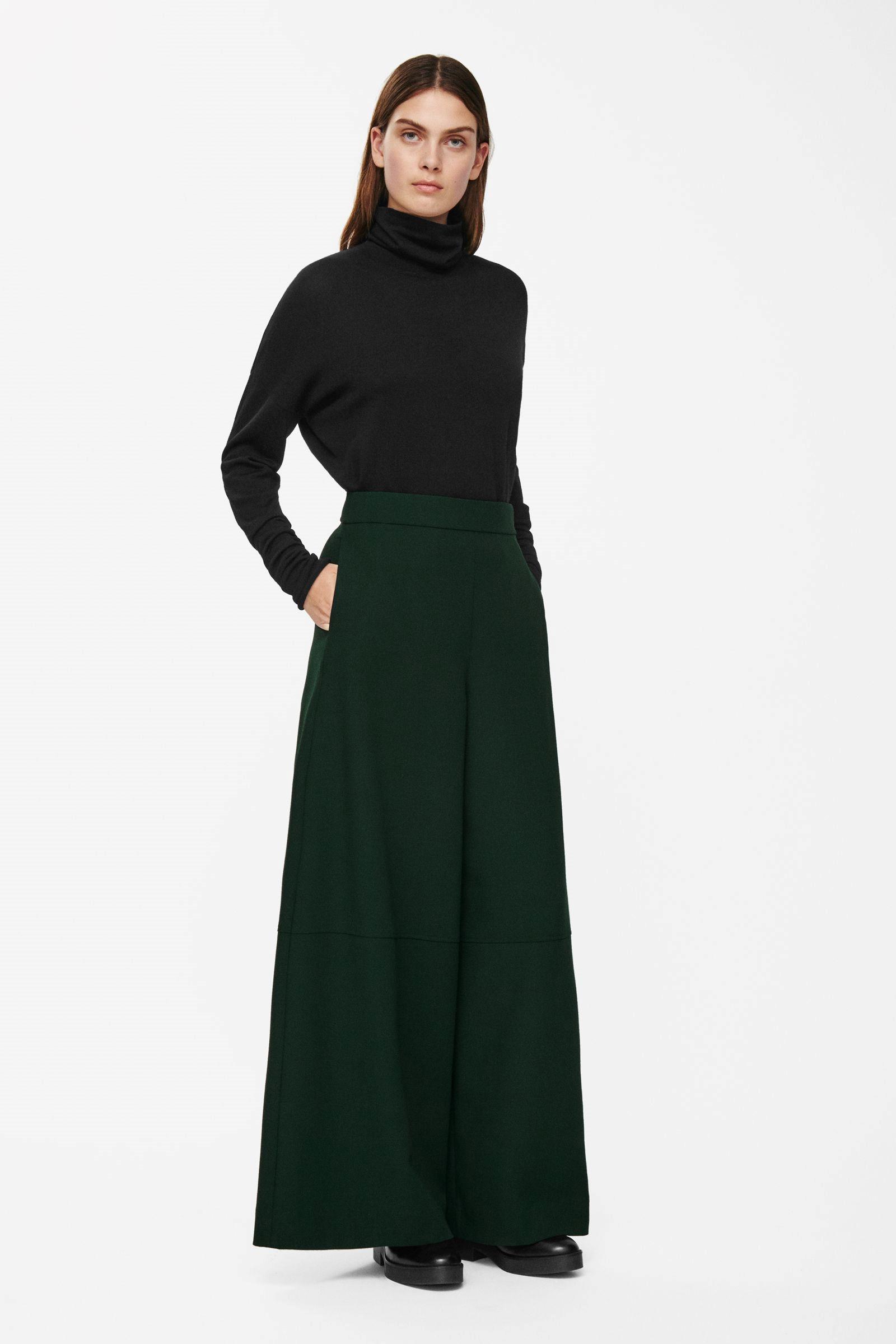 COS - pantalon ligne A