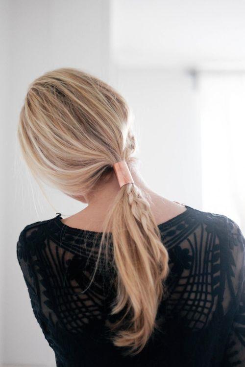coiffures tendance