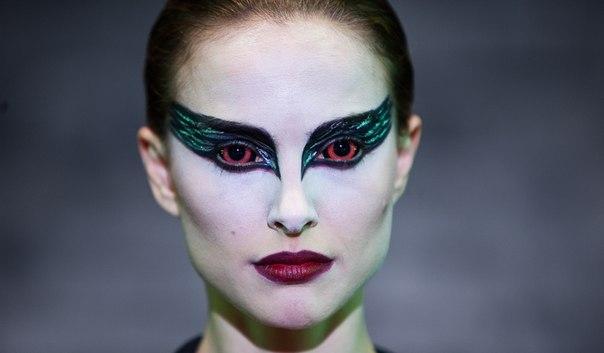 make up black swan