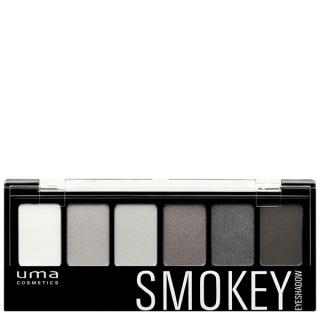 uma - palette de fards smokey