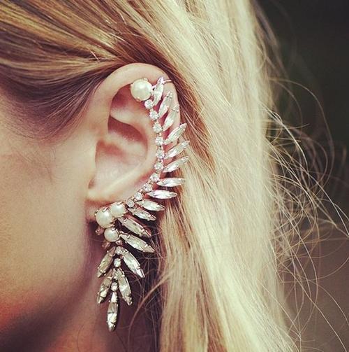 earcuff boucle d'oreilles