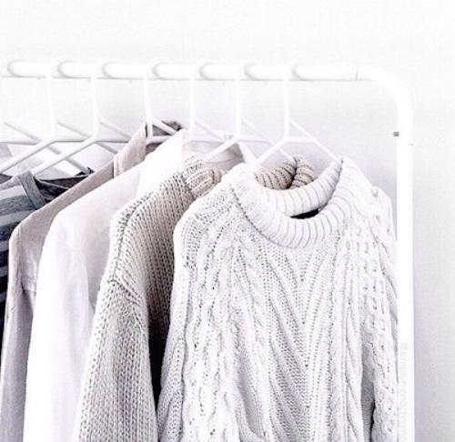 Le guide du dressing pour tous types de désordonnées