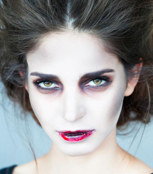 Un maquillage se creepy