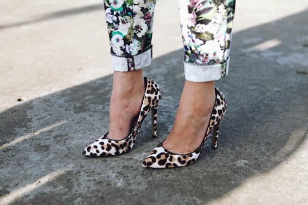 Mardi #Shoesday : Du léopard à nos pieds