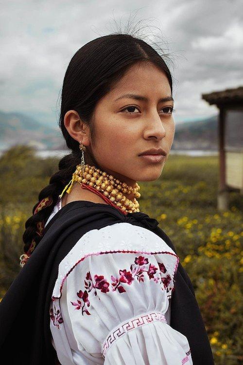 photo femme du monde