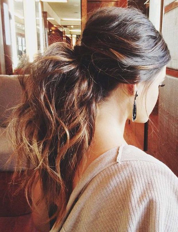 ponytail  originale