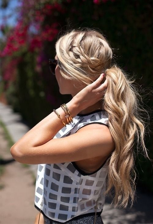 twister ponytail