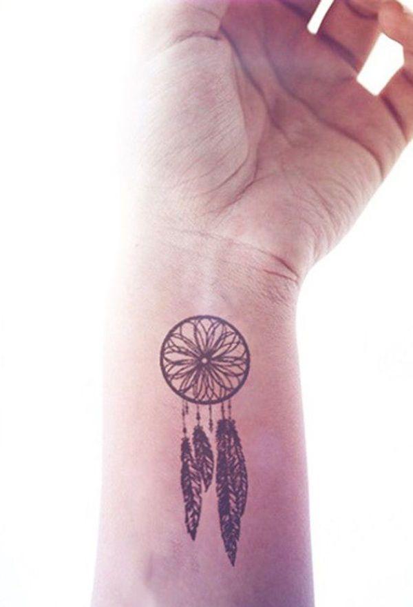 idée tatouage boho
