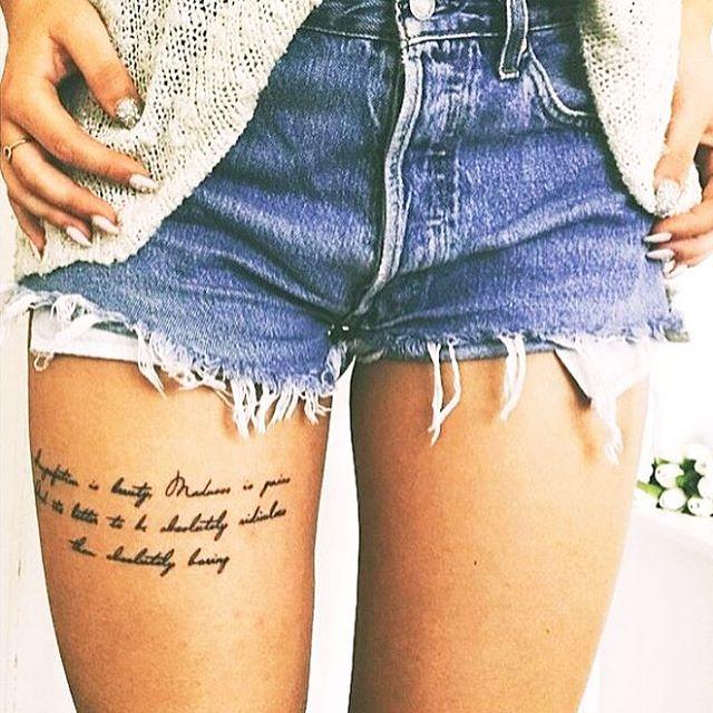 Un tatouage, ça vous dit ?