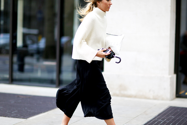 jupes culottes velours