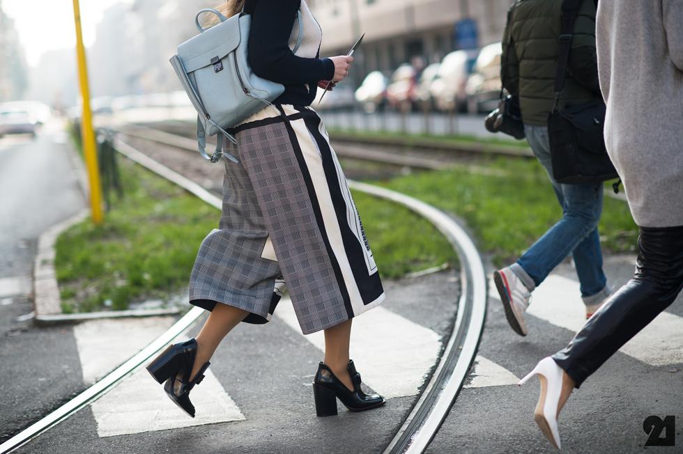 La jupe-culotte : le meilleur combiné à adopter !