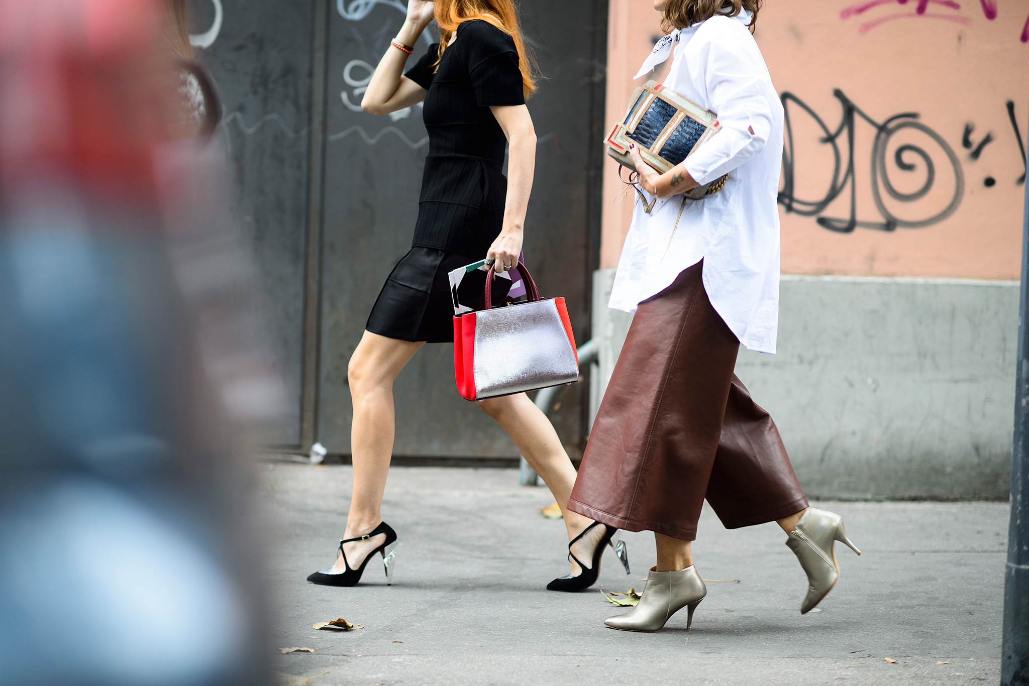 jupes culottes look style
