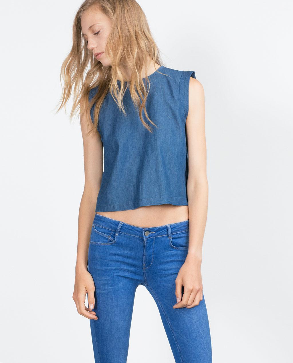 Zara - chemise