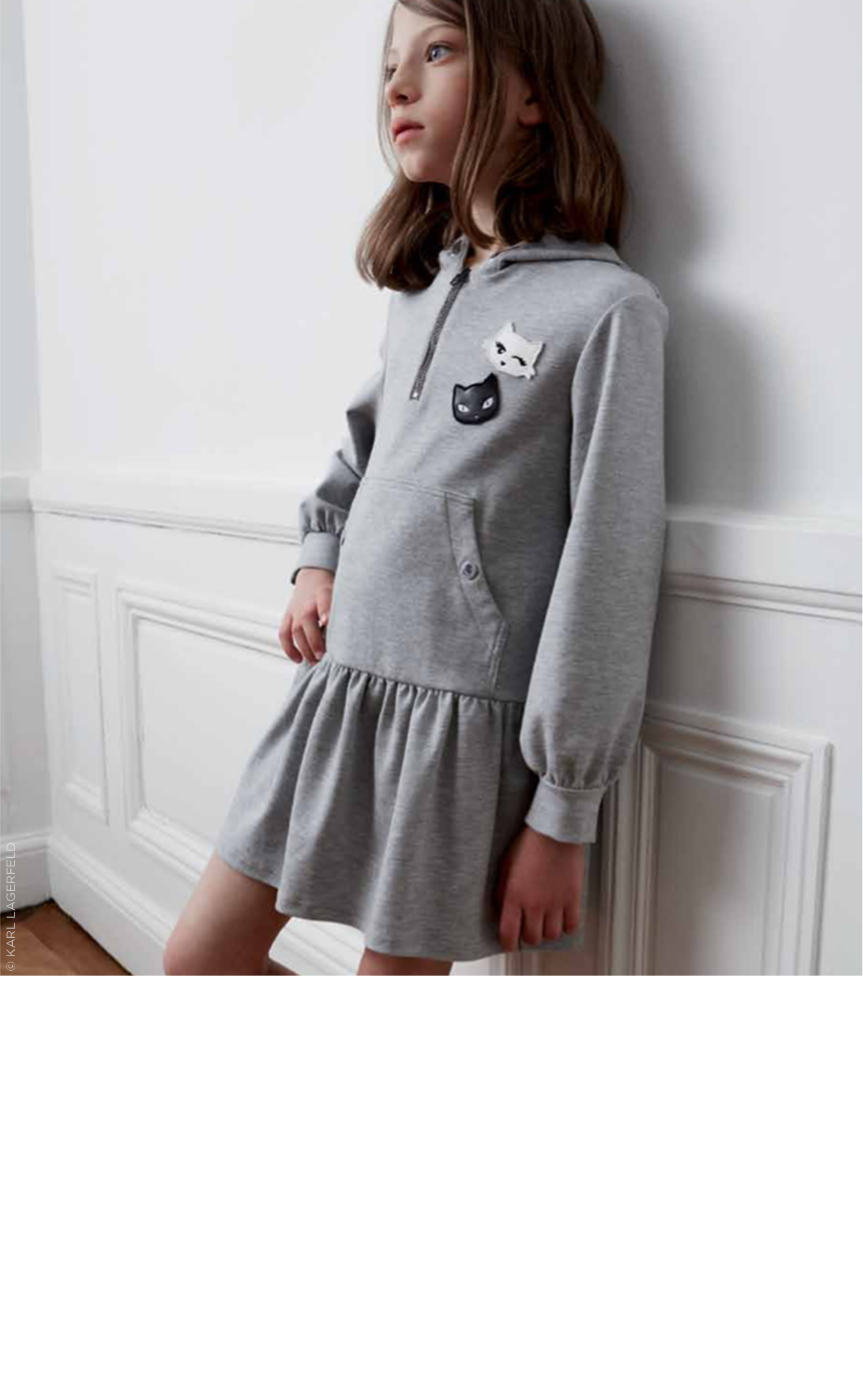 Karl Lagerfeld Kids - robe