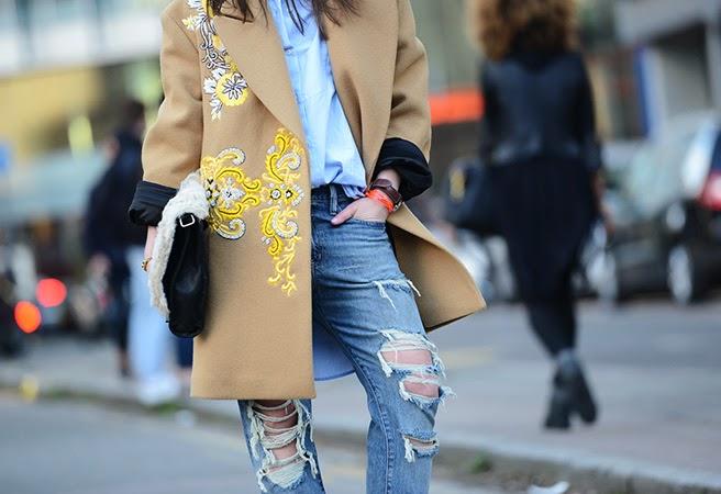 street look jeans