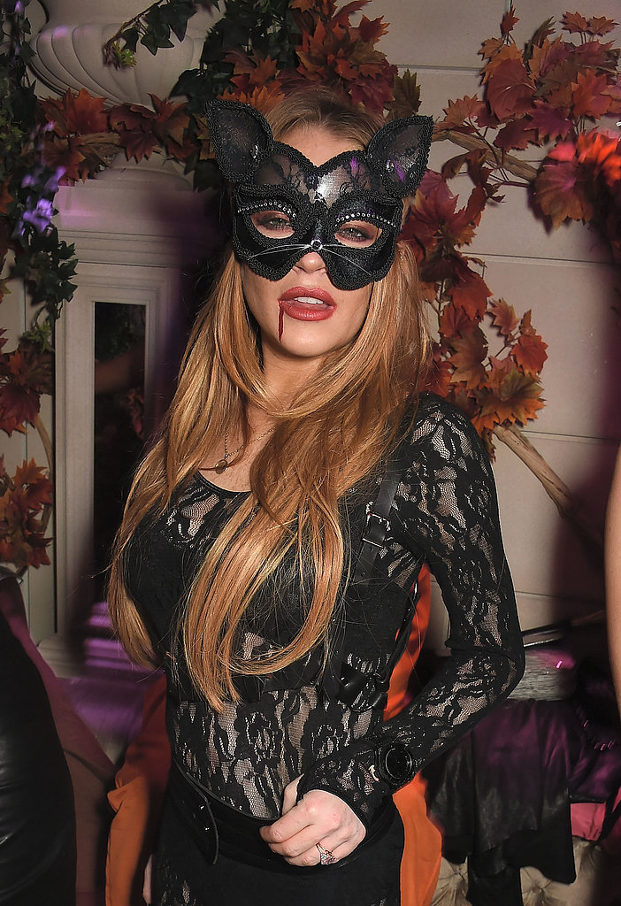 Halloween 201 Lindsay Lohan