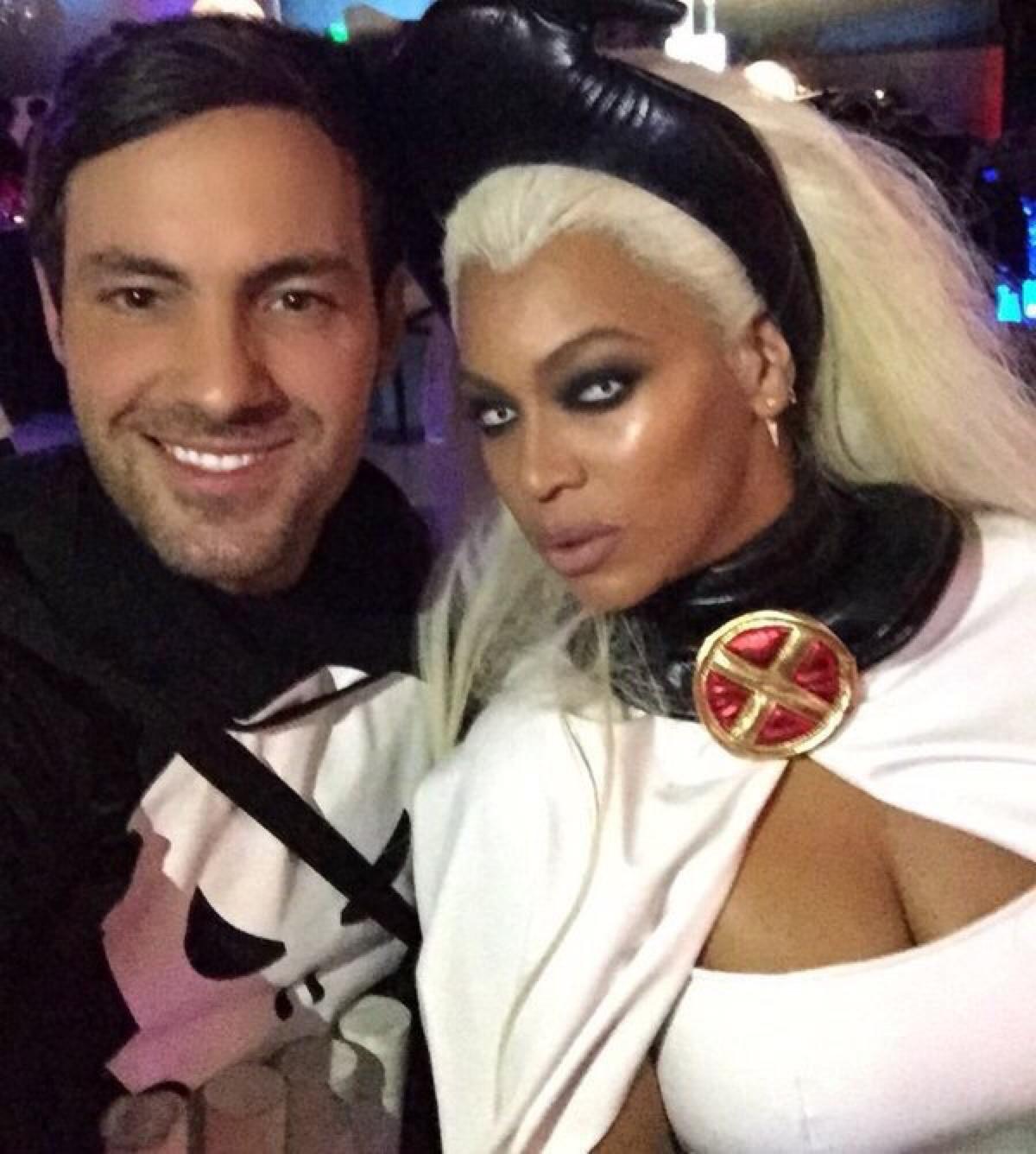Beyonce Halloween 2015