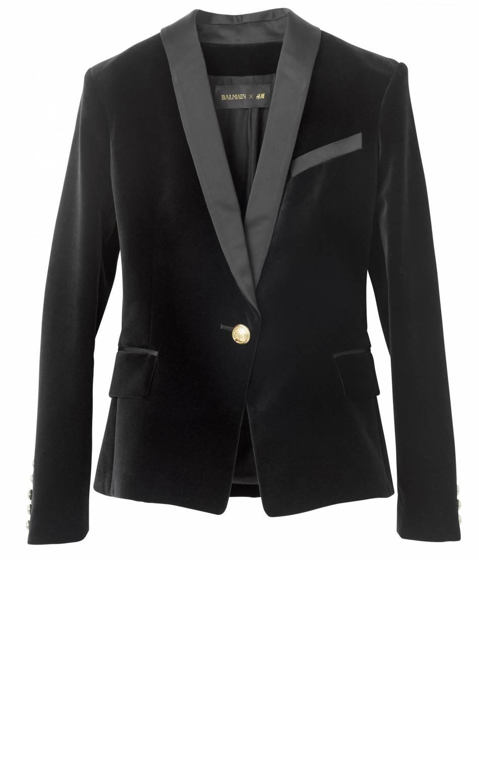 Balmain x H&M - veste