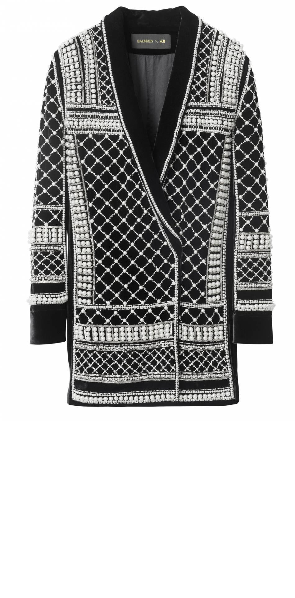 Balmain x H&M - manteau