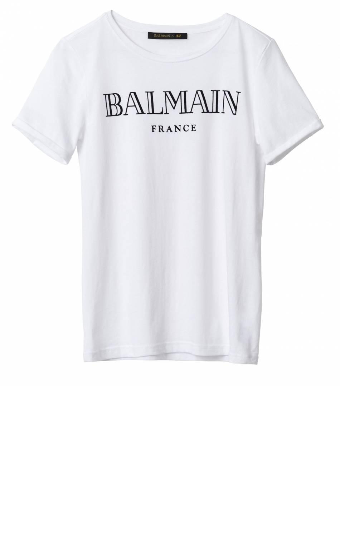 Balmain x H&M - t-shirt