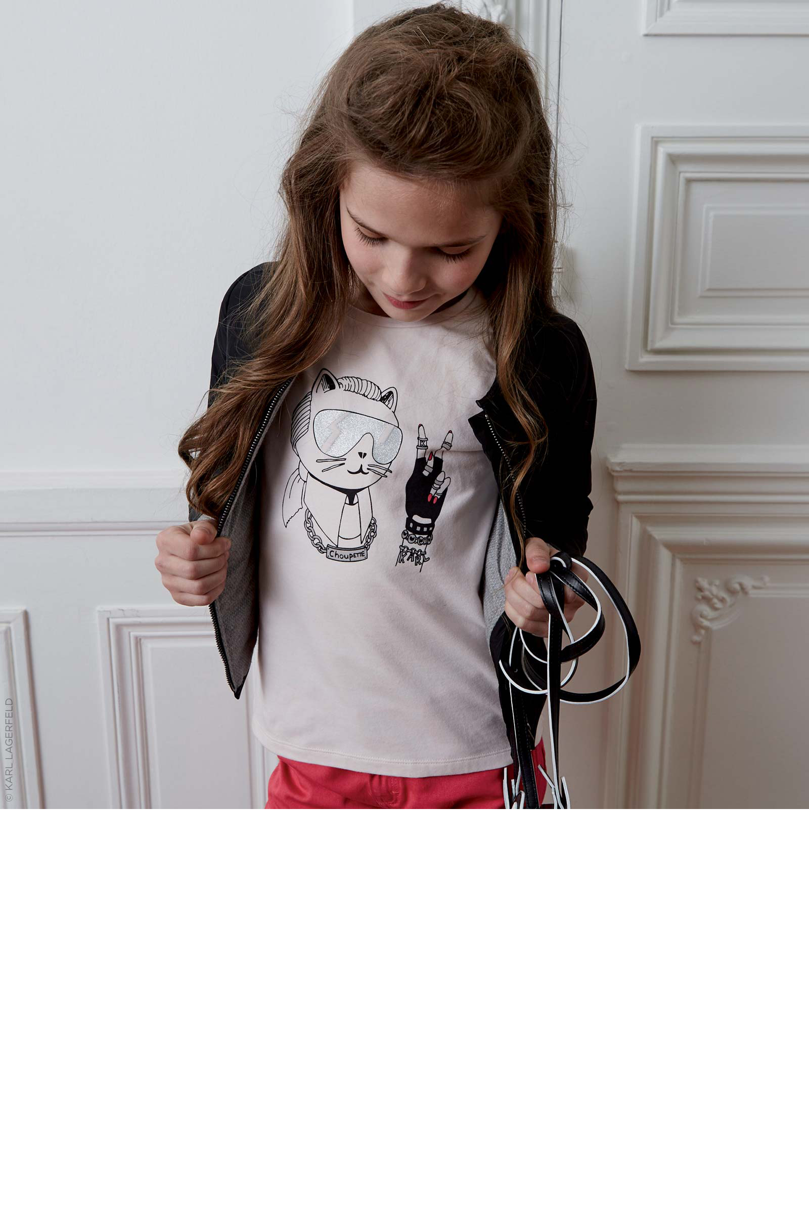 Karl Lagerfeld Kids - t-shirt