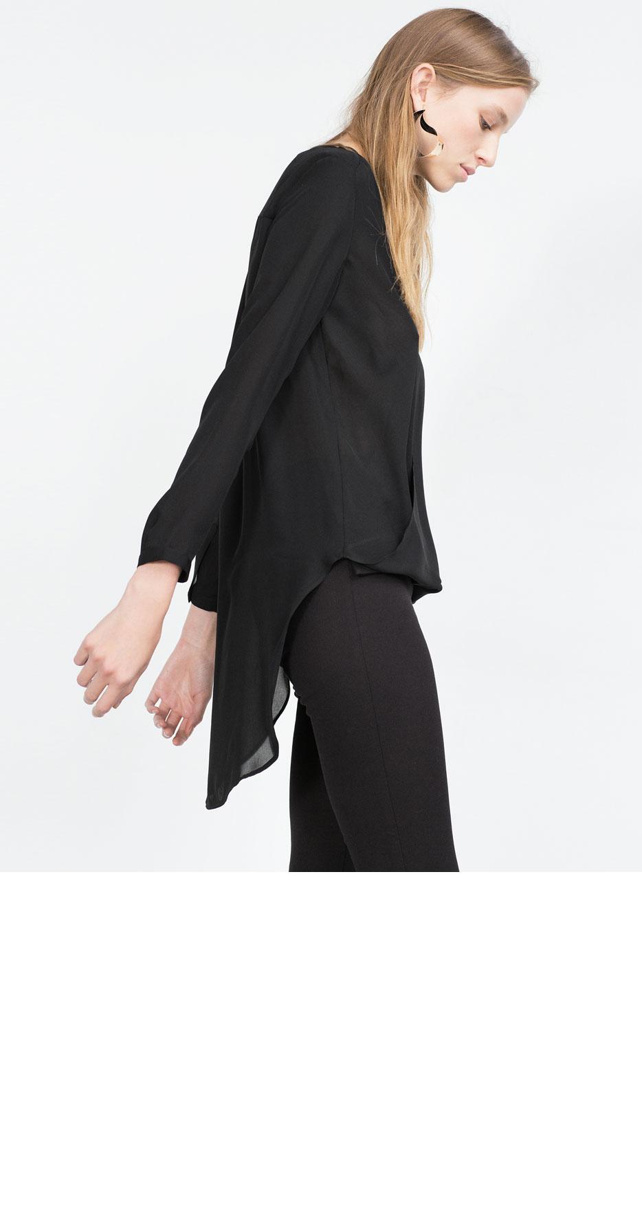 Zara - blouse