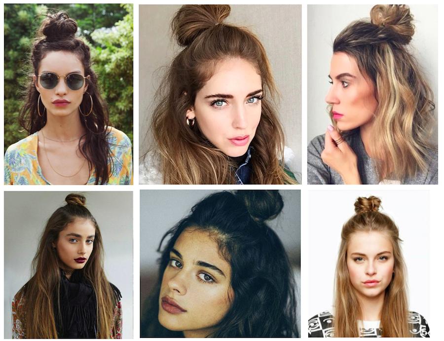 Les coiffures les plus tendances