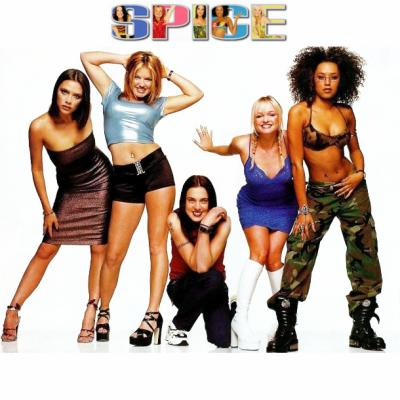 Spice Girls - Wannabe années 90