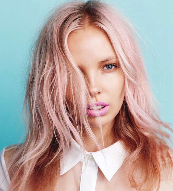 Les plus belles couleur de cheveux