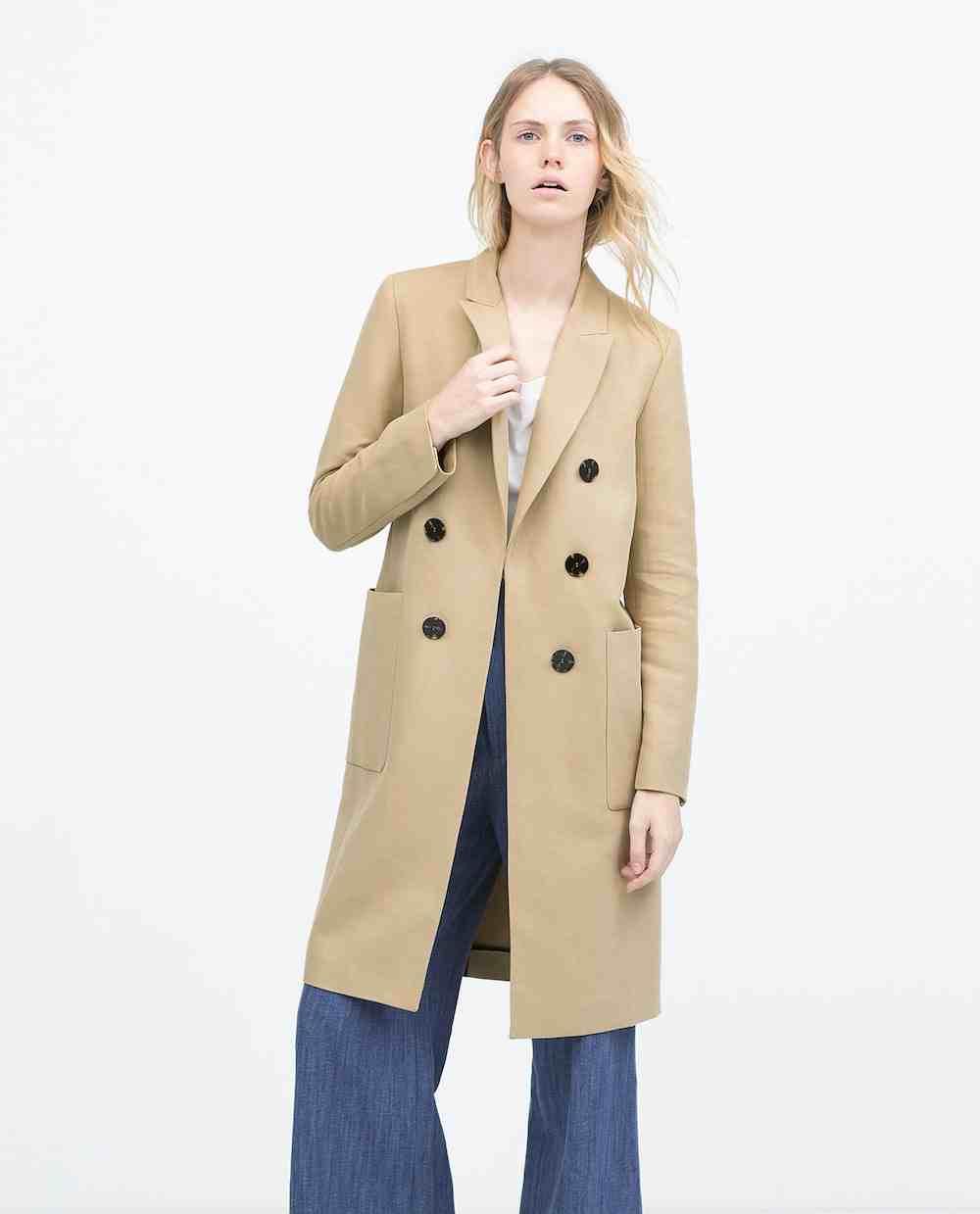 Zara - Manteau(100 €)