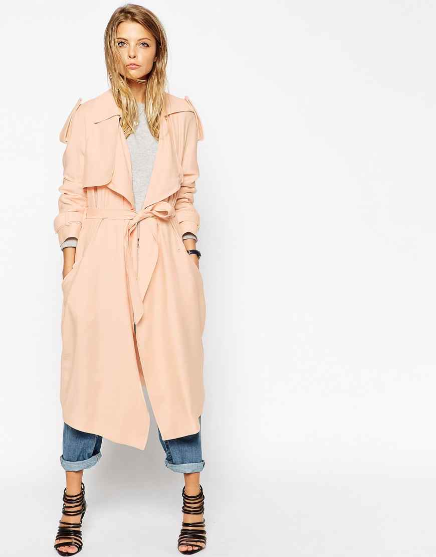 Asos - Trench(103 €)