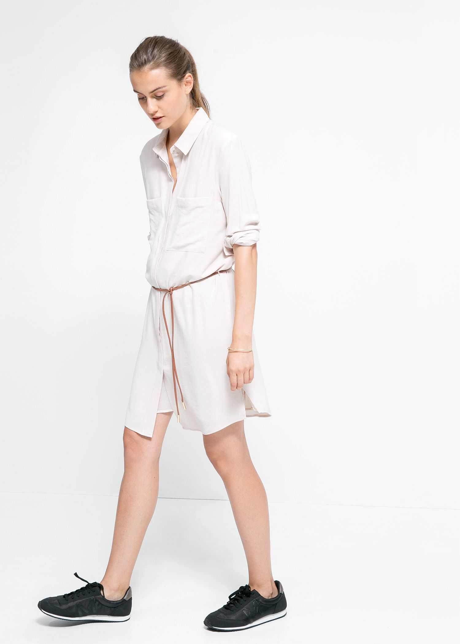 Mango - Robe chemise(45 €)