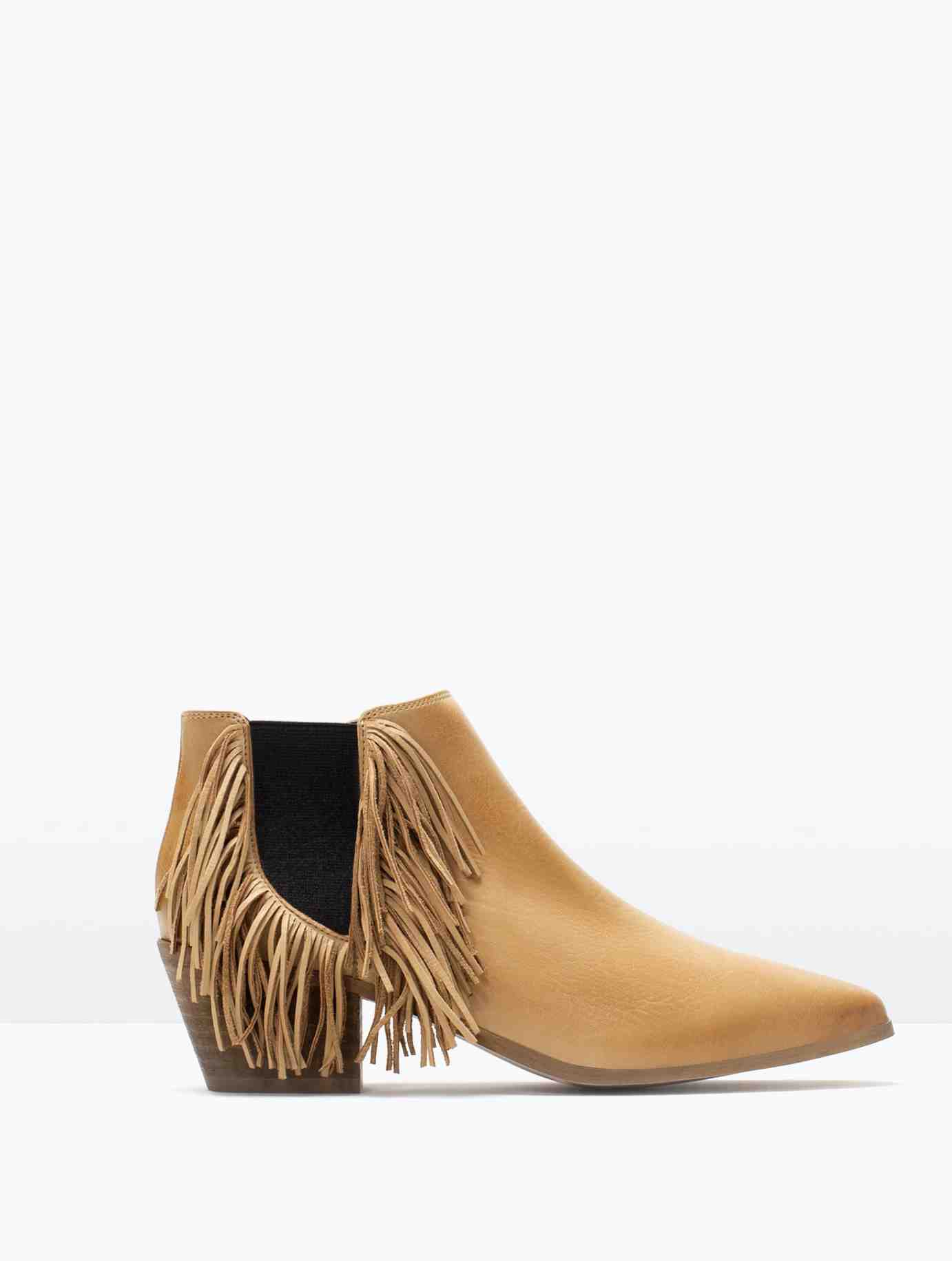Zara - Bottines (80 €)