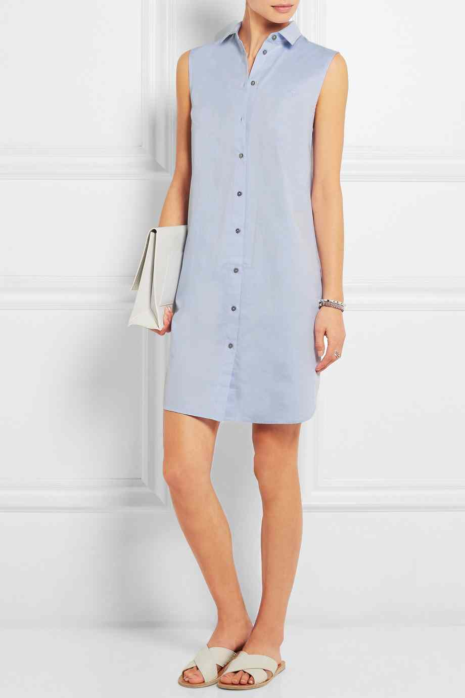 T By Alexander Wang - Robe (258 €)