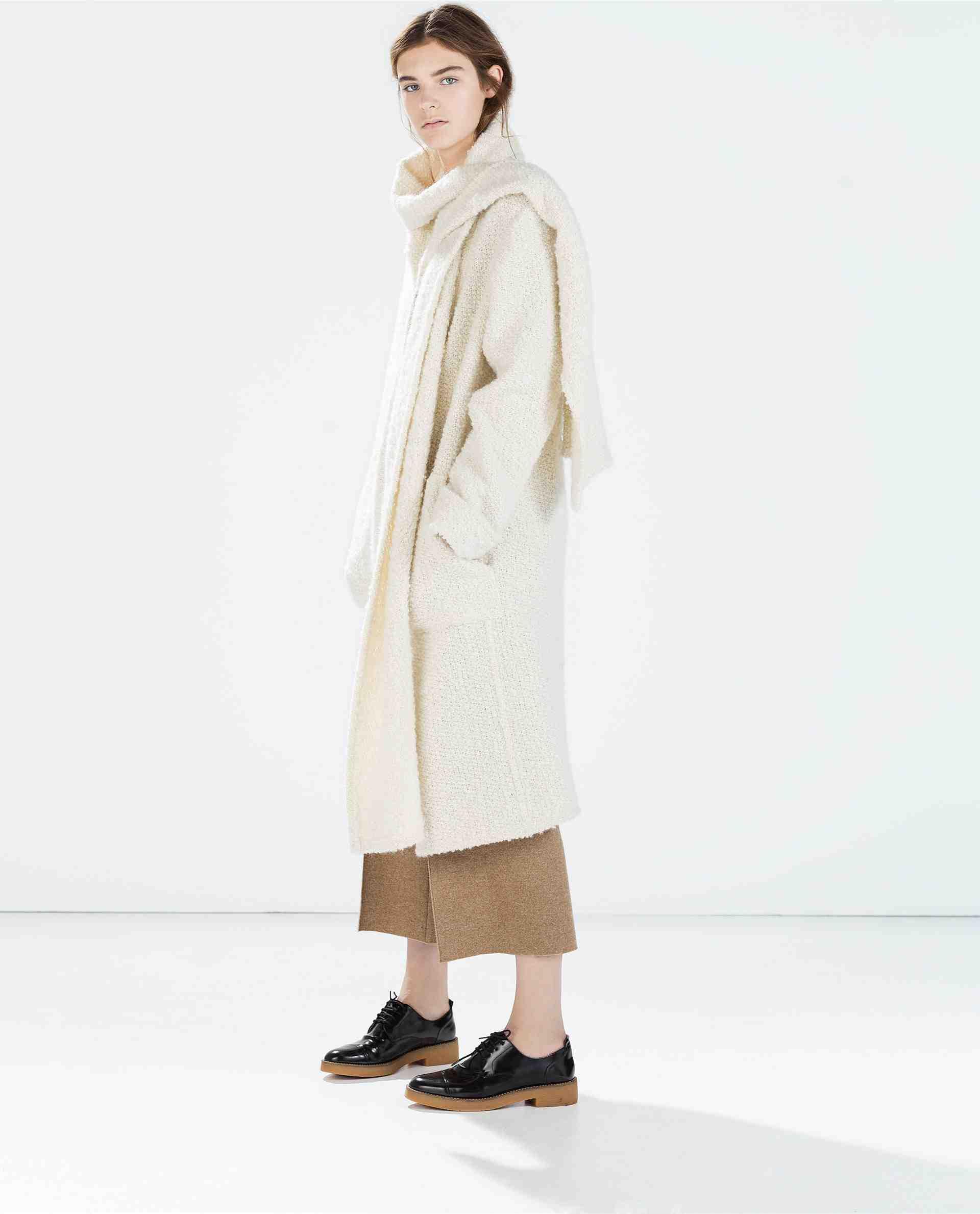 Zara - Manteau(160 €)