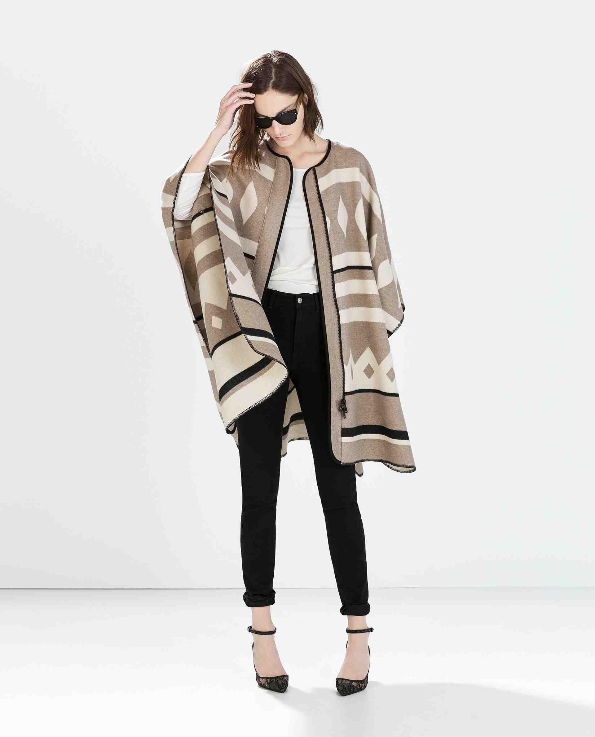 Zara - Cape(149 €)