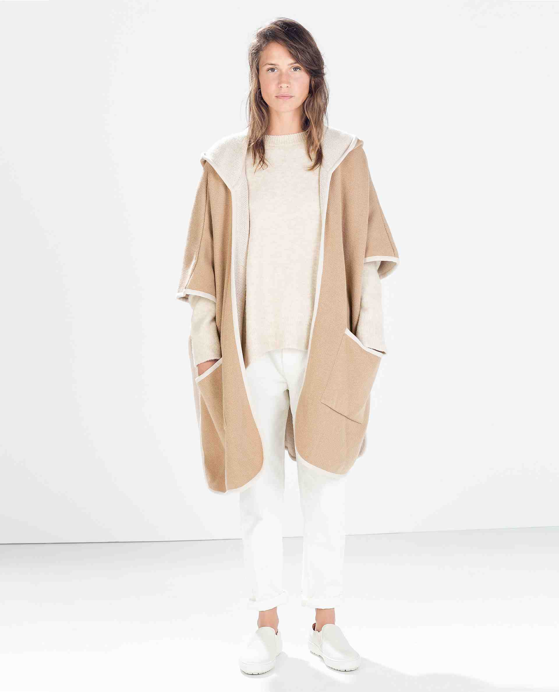 Zara - Cape(80 €)
