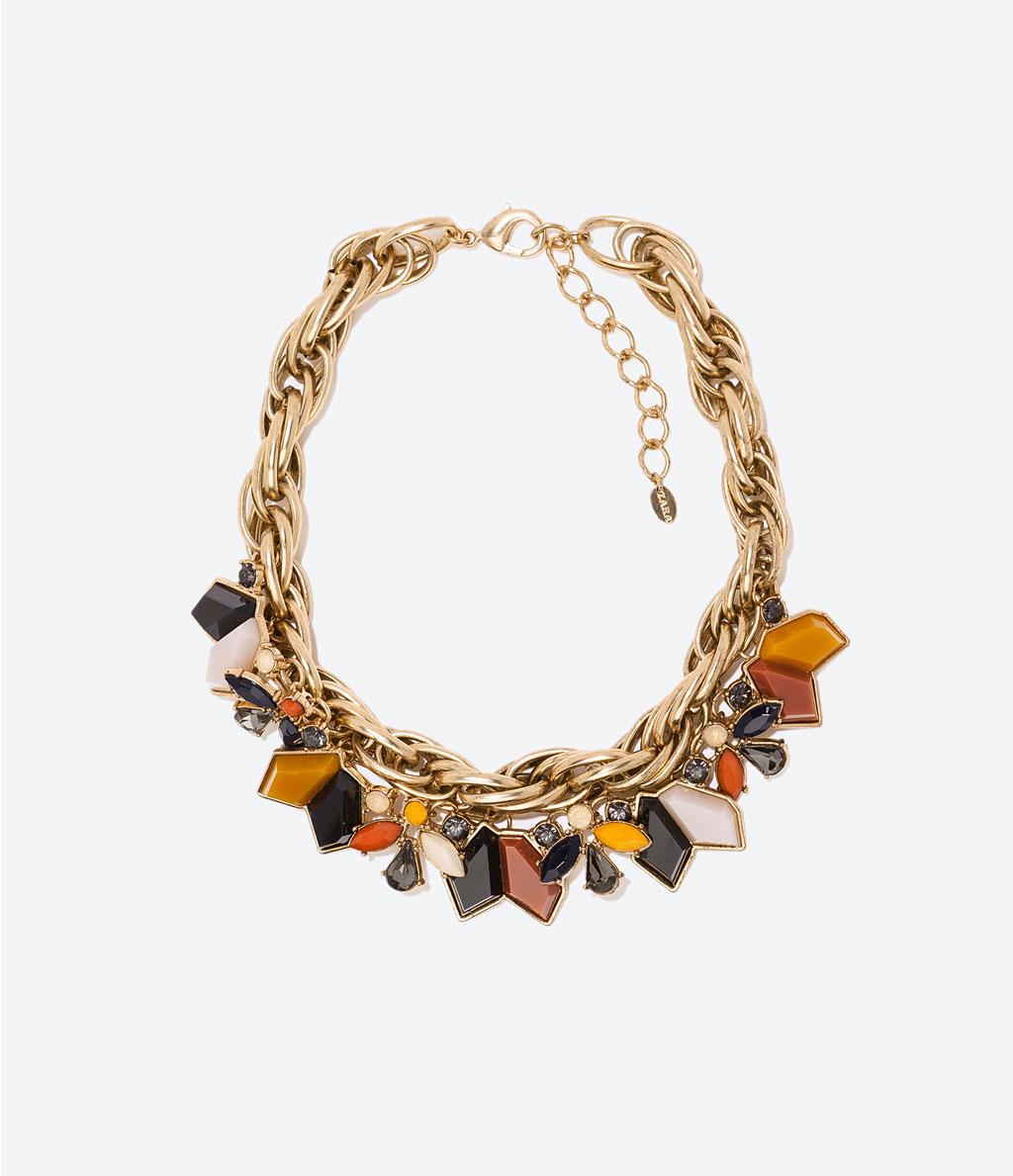 Zara - Collier(23 €)
