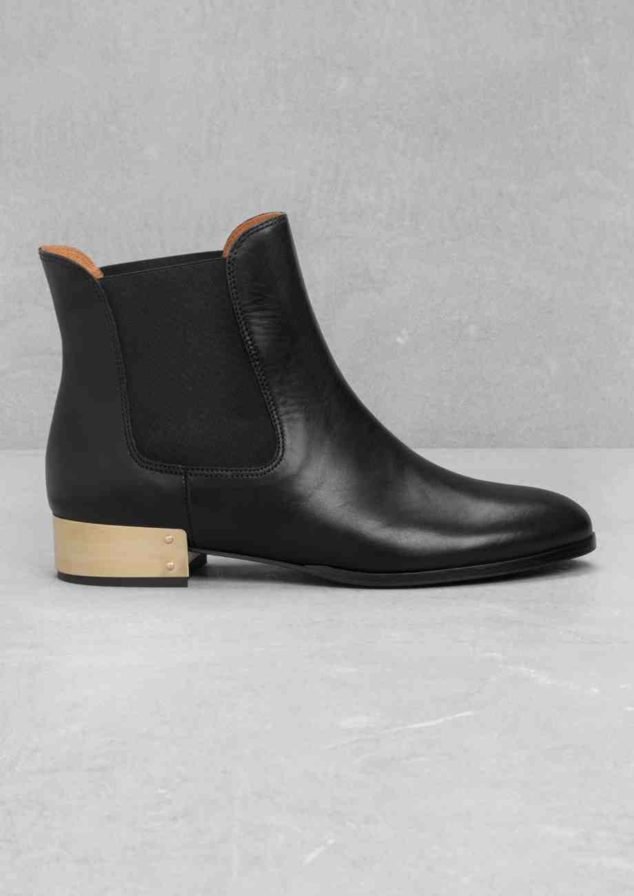 & Other Stories - Bottines (145 €)