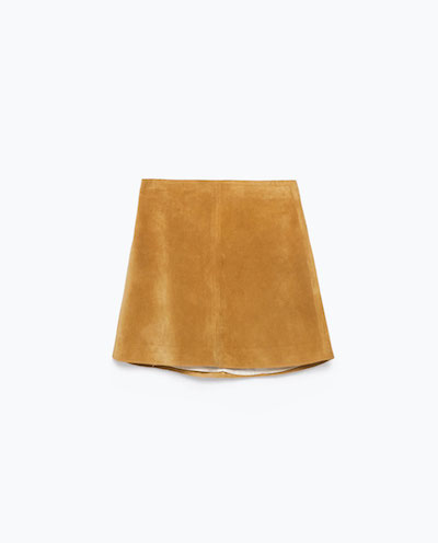 Zara - Jupe(70 €)