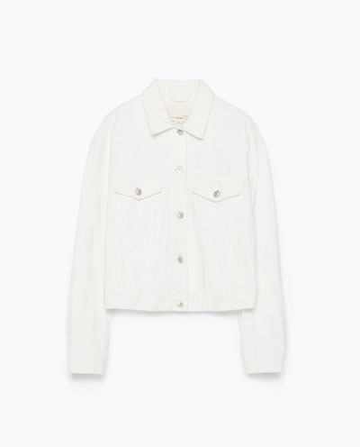Zara - Blouson(40 €)