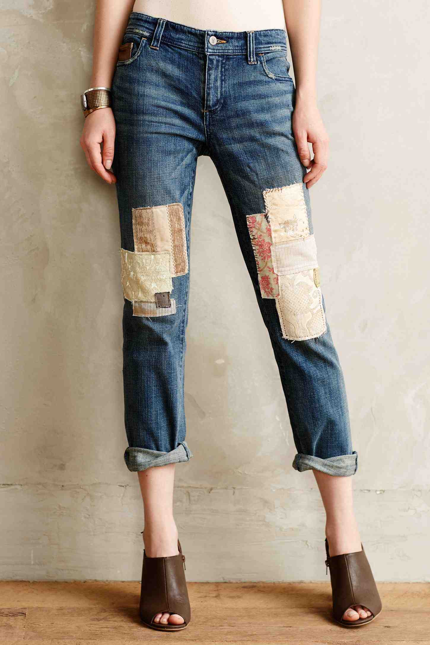 Anthropologie - Jean (84 €)