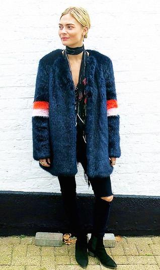 le plus beau manteau 6