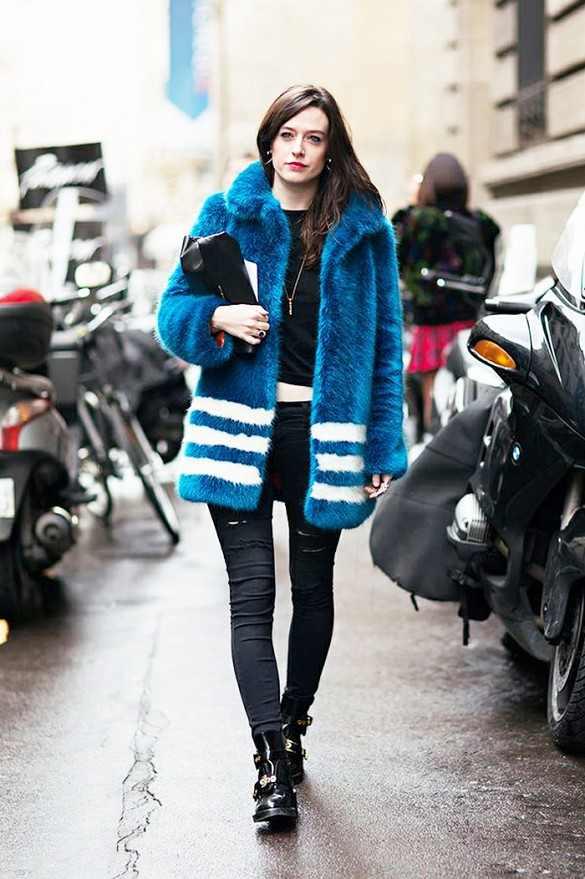le plus beau manteau 5