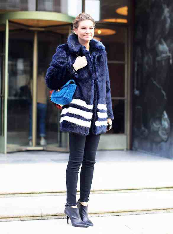 le plus beau manteau 7