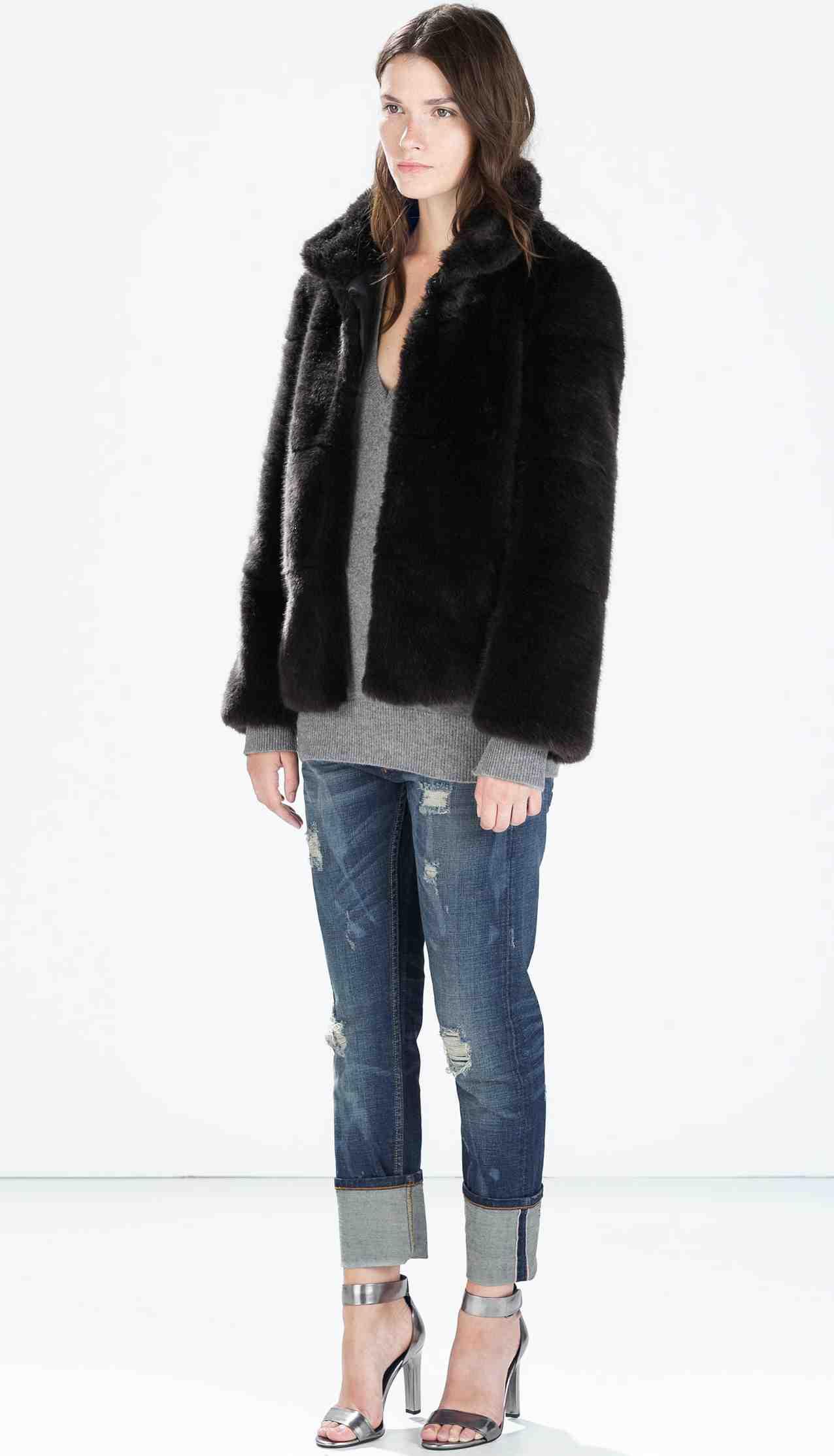 Zara - Manteau(80 €)