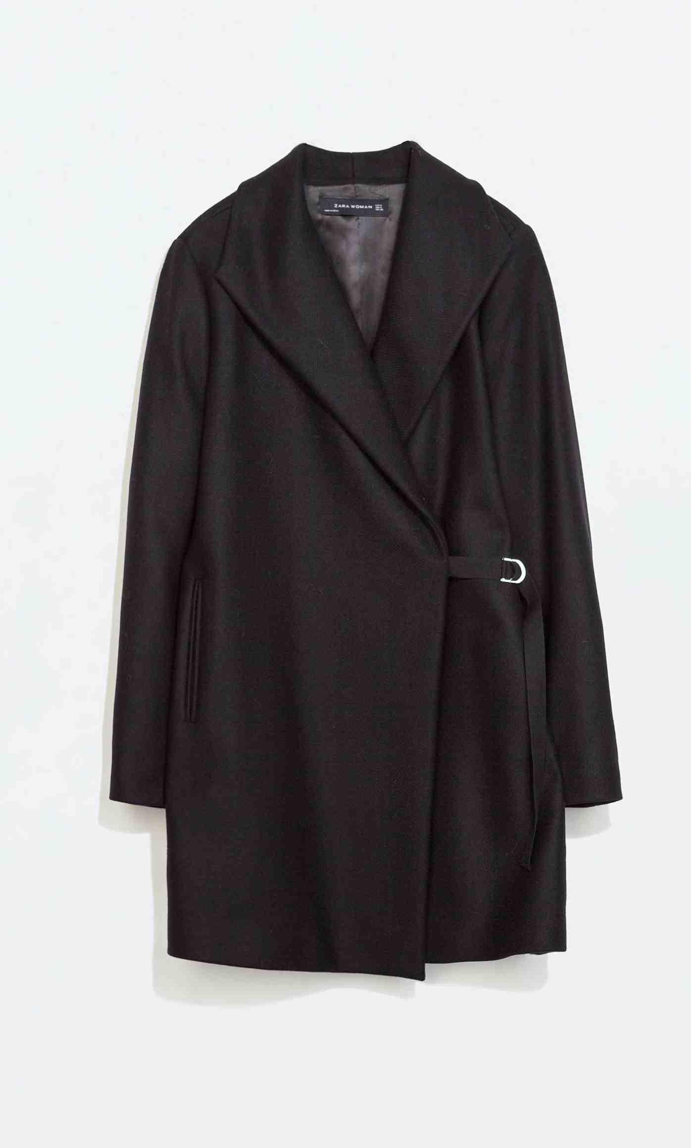 Zara - Manteau(129 €)